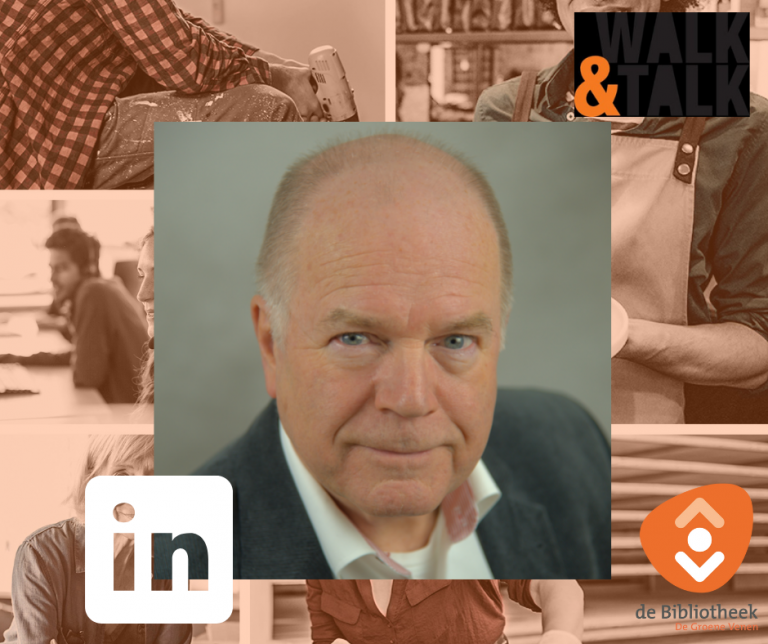 Walk&Talk: LinkedIn voor werkzoekenden