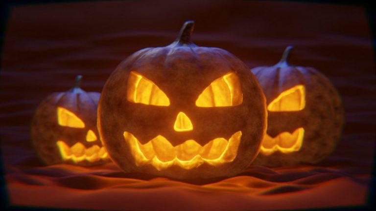 Halloween spelletjes en Griezelfeest in speeltuin IJsselkids Nieuwerkerk