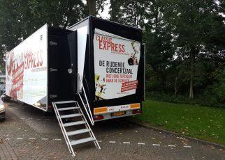 Classic Express in Nieuwerkerk