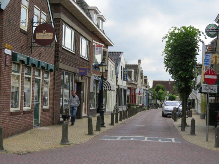 Horeca Dorpsstraat Nieuwerkerk mag terras beginnen in het weekend