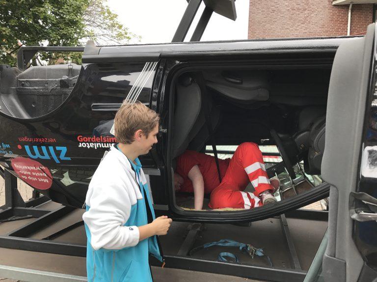 Nieuwe opzet 112-dag in Nieuwerkerk meer dan geslaagd
