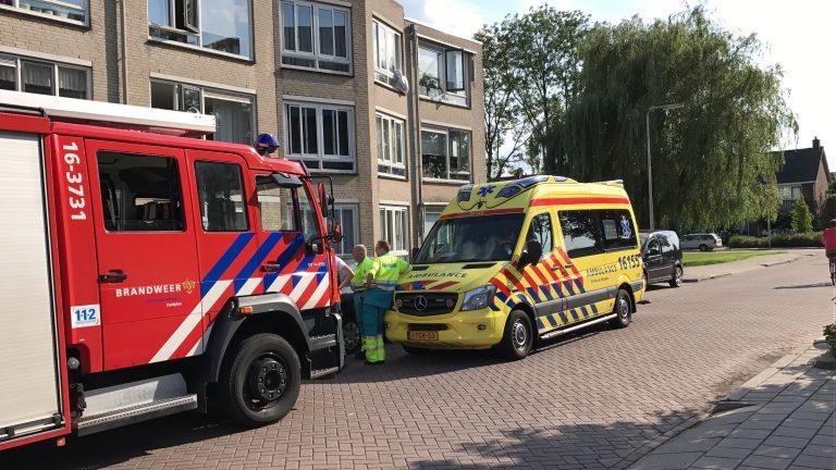 Bewoonster appartementencomplex Nieuwerkerk gered door rookmelder