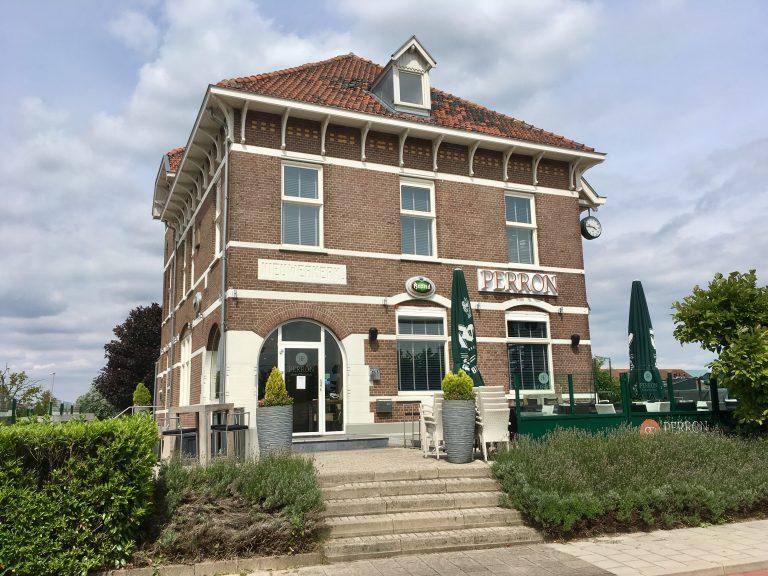 Voormalig stationsgebouw Nieuwerkerk