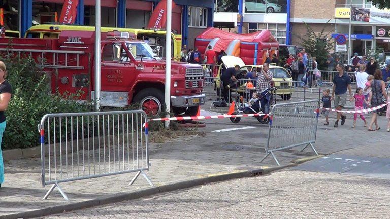 Zaterdag 1 juli: 112-dag in Nieuwerkerk aan den IJssel