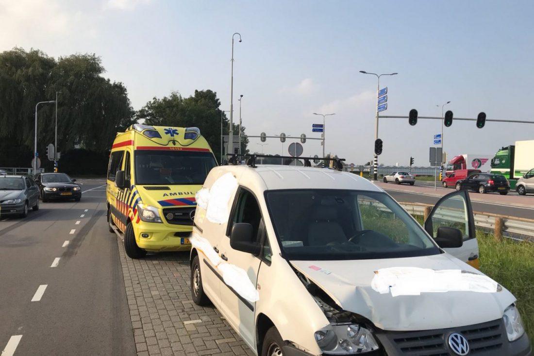 Ongeval N219 Zevenhuizen
