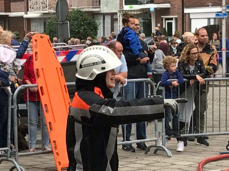 112-dag in Nieuwerkerk aan den IJssel