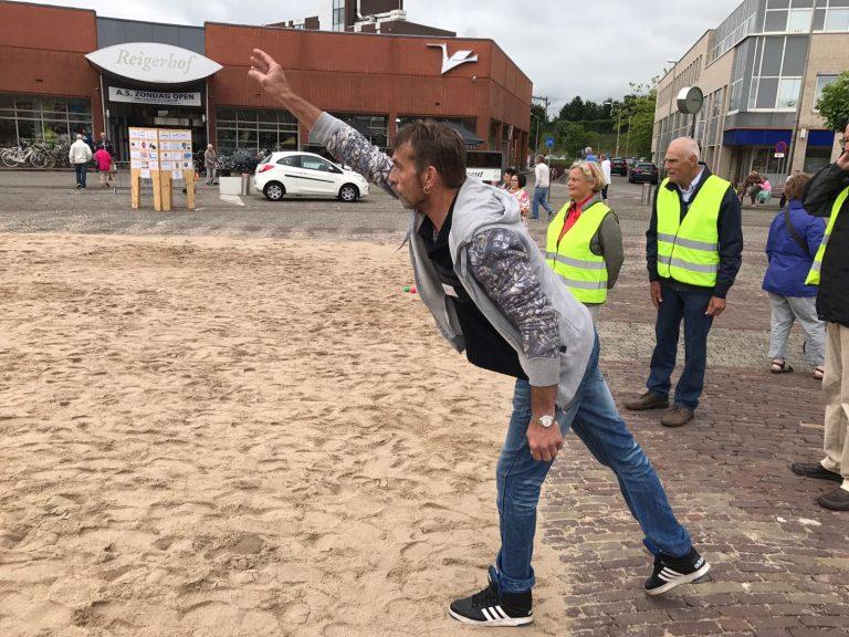 Jaarlijkse Jeu de Boules toernooi in Nieuwerkerk