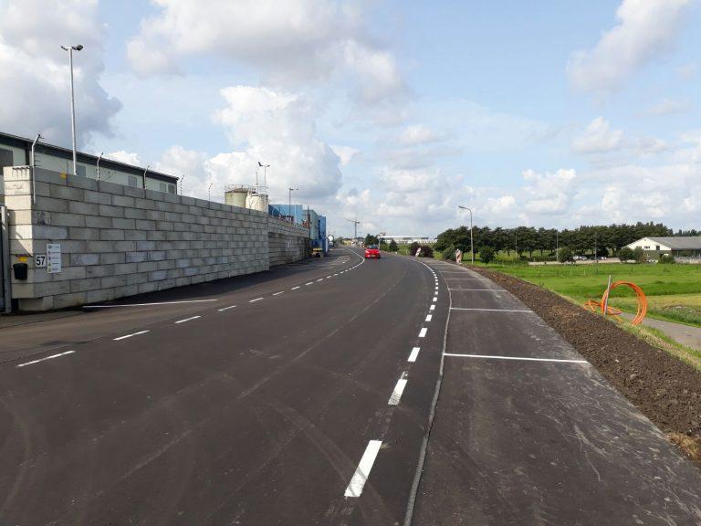 IJsseldijk tussen Moordrecht en Nieuwerkerk ziet er weer superstrak uit