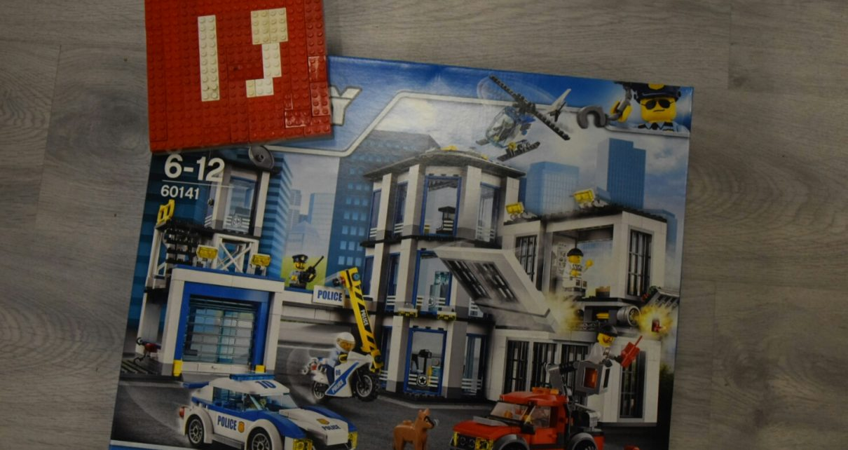 Lego Politiebureau