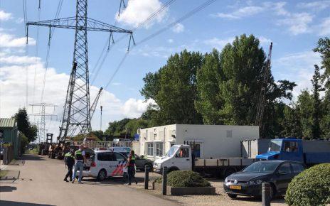 Overval Hoofdweg-Zuid Nieuwerkerk