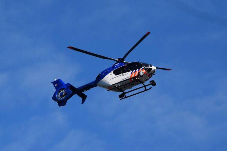 Politie zet helikopter in na beroving Sportpark Dorrestein