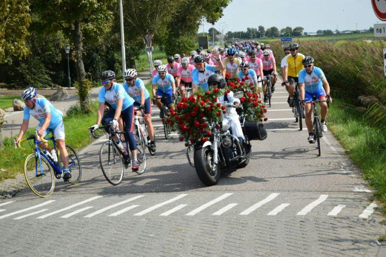 Ride for the Roses 2017 doorkruist regio
