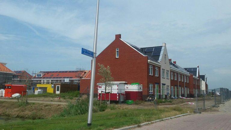 Woningbouw Zevenhuizen Zuid versnelling hoger
